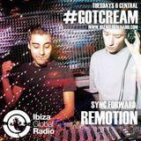Remotion at Got Cream Podcast - Ibiza Global Radio
