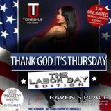 A Night @ Raven's Place: Pre-Labor Day Edition-28 August 2014