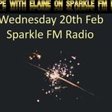 Escape with Elaine Sparkle FM Amsterdam 20th February 2019