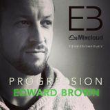 Progression Green by Edward Brown