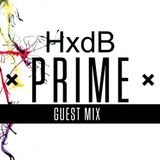 +PRIME+ - Guest Mix - HxdB (Summer 2014)