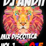DJ ANDII - MIX DISCOTECA VOL. 1