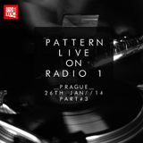 Live at Radio_1 part #3