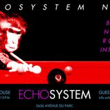 ECHO SYSTEM 9 - BALANZE \\ NAR-6 \\ INTUITION M \\ ROCHELLE (Live mix recorded)