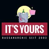 It's Yours Radio Show 20.11.13 10 Jahre Geburtstagsspecial
