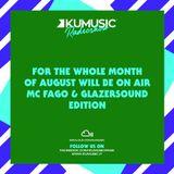 Kumusic Radioshow Ep.191 - M.C. Fago & Glazersound Edition
