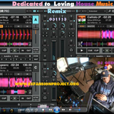 Dedicated to Loving Deep House Music Remix 031113