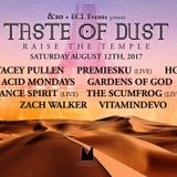 Stacey Pullen @ Taste Of Dust Raise The Temple, Brooklyn Mirage - 12 August 2017