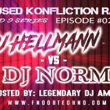 DJ NORMA (CANADA) FNOOB RADIO