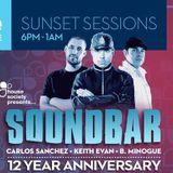 Carlos Sanchez Live @ Soundbar 12 yr Anniv