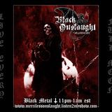 Black Onslaught August 2019 Full Moon