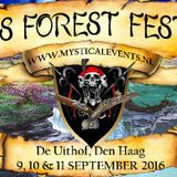 Patronizer - Kings Forest Festival 2016 WARM UP MIX (RAW)