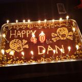 The Rock Show With Steve & Dan from the 10th April - Dan's 40th Birthday Show!