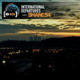 Shane 54 - International Departures 409