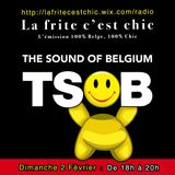 La Frite C'est Chic reçoit  pour  sa sixième émissions The Sound Of Belgium