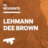 Lehmann + Dee Brown @ TS Bar - live recording