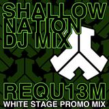Shallow Nation Defqon.1 White Stage Promo Mix