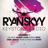 Keystone Radio Podcast Episode 1 - Ryan Skyy