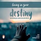 """Living in your destiny"" - Zr. Lineke Blijdorp 26-11-2017"