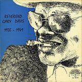 Reverend Gary Davis – 1935-1949