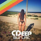 CDeep Exclusive Mix by DJ BURLAK @ August 2015