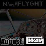 "Way - presents Podcast August 2018 - ""N'joy The flight"""