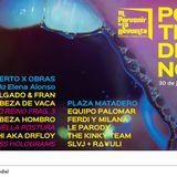 SLVJ + RΔΨULI @ Políticas de la Noche. Matadero Madrid 30 Jun 17