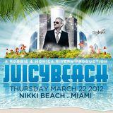 Bob Sinclar - Live @ Juicy Beach, Miami 2012