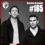 Get Physical Radio #165 mixed by Groove Armada