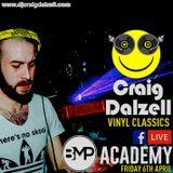 Craig Dalzell Live On Vinyl @ BMP Academy : NITF Facebook Live [06.04.18]