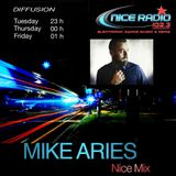 Mike Aries Nice Mix #8 @ Nice Radio  102.3  ( Mai 2018 )