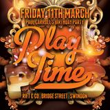 PLAY TIME - Birthday Mix CD March 2016