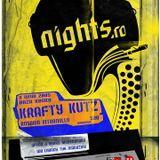 Krafty Kuts - live @ baza Keoke (03/06/2005) » Nights.ro 4 years anniversary