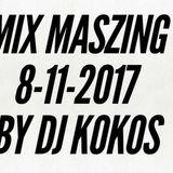 Mix Maszing by DJ KOKOS at Radio Szafir [08-11-2017]