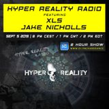 Hyper Reality Radio 114 – XLS & Jake Nicholls