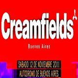 Pan-Pot / Ellen Allien @ Creamfields - Autodromo Buenos Aires - 12.11.2011