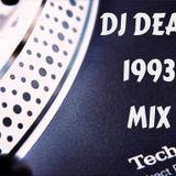 DJ DEAN 1993 STUDIO MIX DARKSIDE JUNGLE - OVER 2 HOURS!!