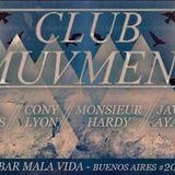 CLUB MUVMENT #newgeneration // 2014-07-19 // BAR MALA VIDA
