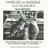 YannX@IS007 - Fete de la Musique Glay 23-06-18