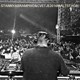 Stanny Abram @ Pivo & Cvetje MALT STAGE 16.07.2016