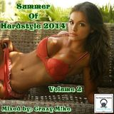 Summer Of Hardstyle 2014 - Podcast #2 - mixed by DJ Crazy M!ke