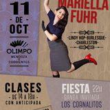 Encuentro Swing Rosario invitado en Babel es una fiesta - 08-10-2015 - Radio Universidad 103.3