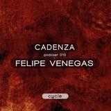 Cadenza | Podcast  010 Felipe Venegas (Cycle)