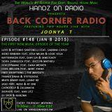 BACK CORNER RADIO: Episode #148 (Jan 8th 2015)