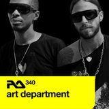 Art Department @ Resident Advisor Podcast 340 (03-12-2012)