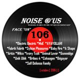"Noise r'us # 106 ""face on"" (Octobre 2016)"
