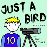 JUST A BIRD PODCAST NOVEMBER 2016