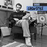 Crewstacé Podcast #19 by Sioux