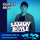 THE HYPE 129 - SAMMY BOYLE guest mix