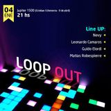 LOOP OUT (1° Edition) (Parte 1)